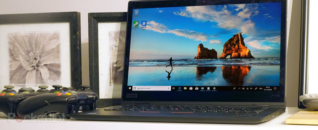 Lenovo ThinkPad X1 Yoga review: The best keyboard in a convertible laptop