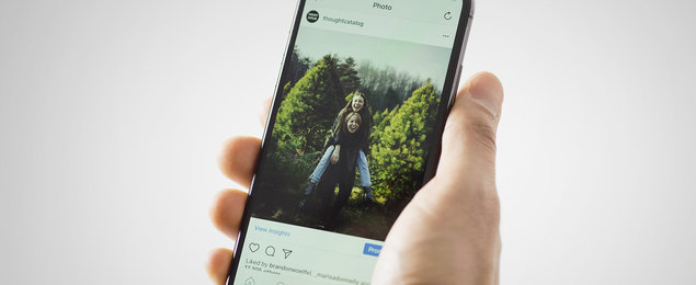 Leaked Instagram feature shows it's planning to rip off Pinterest