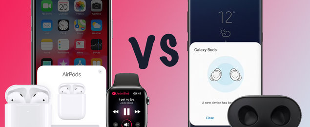 Apple AirPods 2 vs Samsung Galaxy Buds: Which wireless earbuds should you buy?