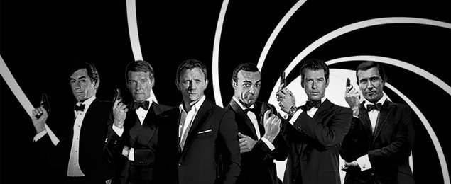 What is the best order to watch the James Bond movies?