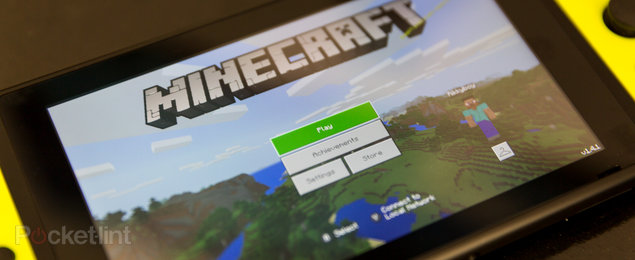 Nintendo Switch Minecraft fans can now play with other console owners, bar one... guess which?