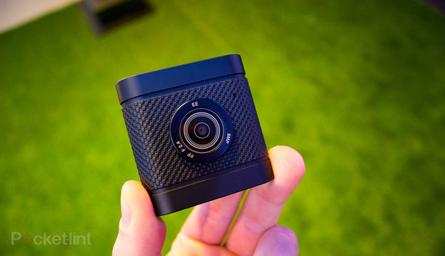 EE launches 4GEE Capture Cam for affordable live HD video, streamed anywhere