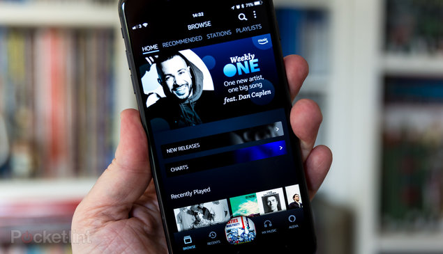 You can still get three months of Amazon Music Unlimited for 99p