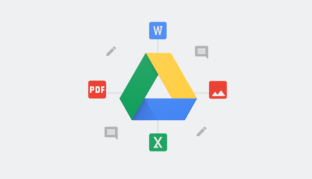 How does Google Drive work and how much are Google One plans?