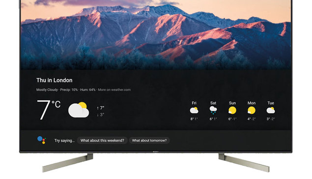 Google Assistant finally arrives on Sony Android TVs