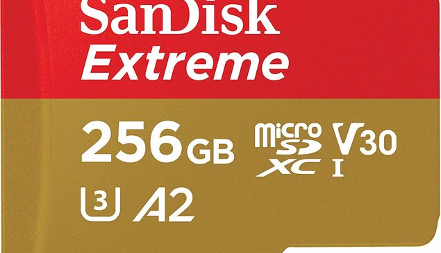 Save 49 per cent on 256GB SanDisk microSDXC card slashed to just £60.99, great for Nintendo Switch