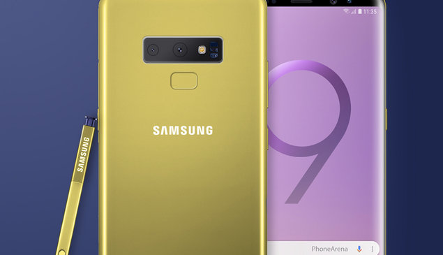 Someone's already unboxed the Galaxy Note 9
