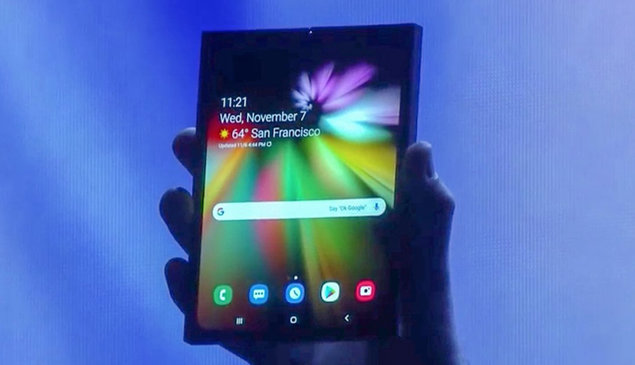 Samsung Galaxy F, Flex or Galaxy X: What's the story on Samsung's foldable phone?