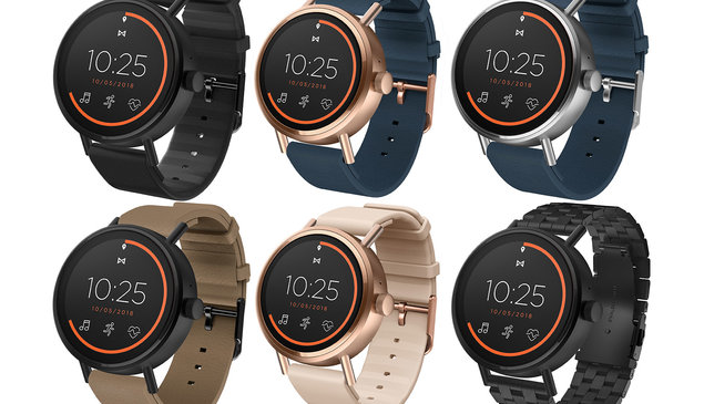 Misfit Vapor 2 is a more stylish, more confident Wear OS sequel with GPS