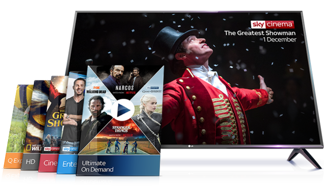 Save over £575 on Sky Q TV deal this Black Friday 2018