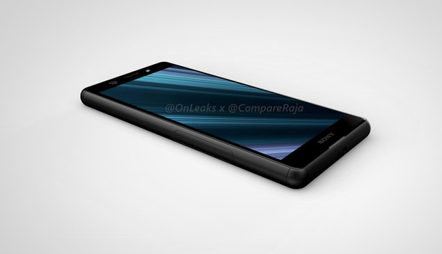 Sony Xperia XZ4 Compact pops up in fresh round of leaked renders