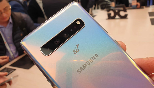 Which 5G phones are coming in 2019?