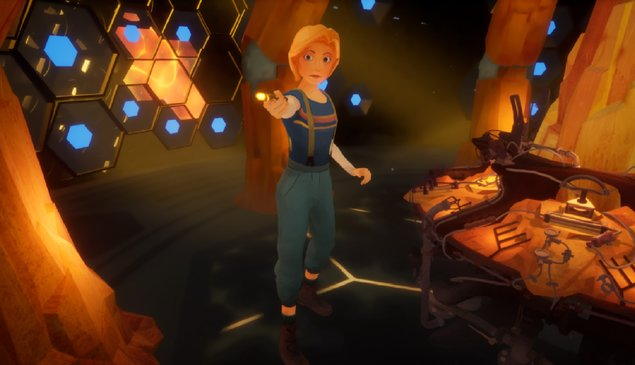 Doctor Who virtual reality film will let you take a trip inside Jodie Whittaker's Tardis