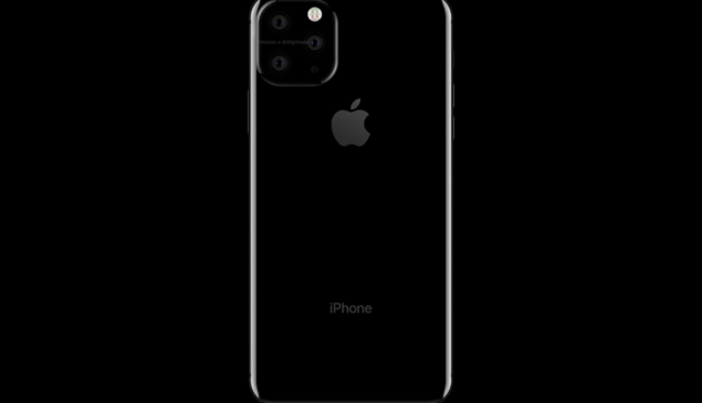 Apple's triple camera on 2019 iPhone will be 'inconspicuous' due to black coating
