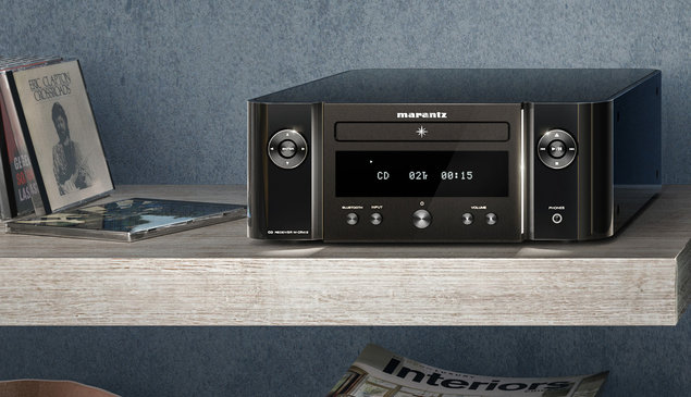 Marantz's Melody M-CR412 compact hi-fi is now on sale