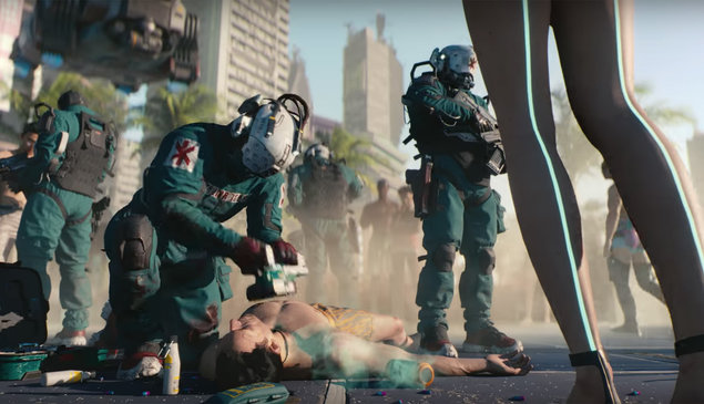 Cyberpunk 2077 delayed yet again