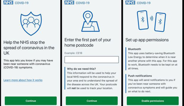 Is the UK's contract tracing app finally nearly ready?