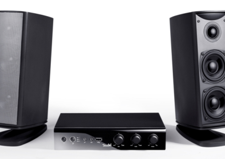 Teufel unveils Concept B 200 speakers