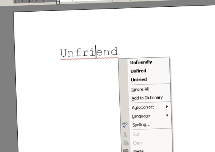 """Unfriend"" named Word of the Year by OUP"