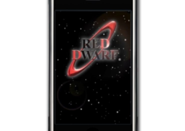 Red Dwarf app launches