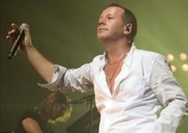 Simple Minds offers entire tour on USB stick