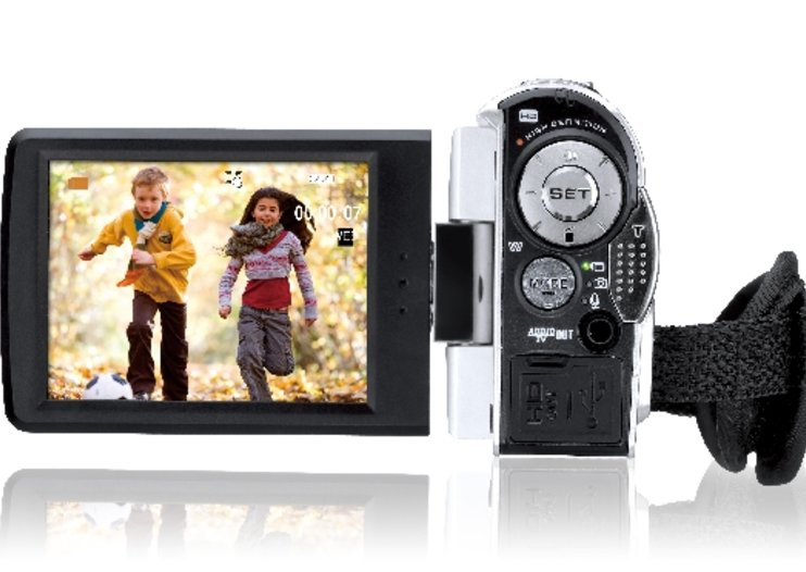 Genius launches G-Shot HD550T budget HD camcorder