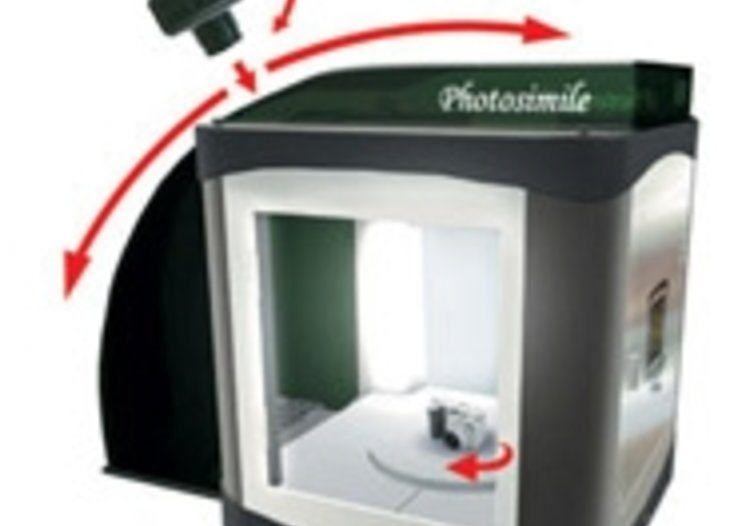 VIDEO: Ortery reveals Photosimile 3D photocopier