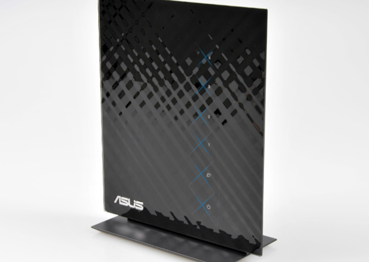 Asus announces most pretentious router ever