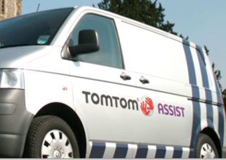 TomTom takes on AA and RAC with new breakdown service