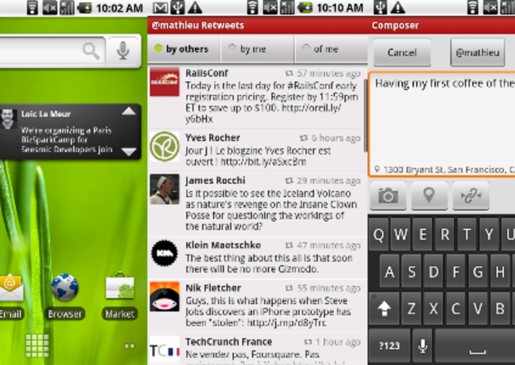 Seesmic for Android updated