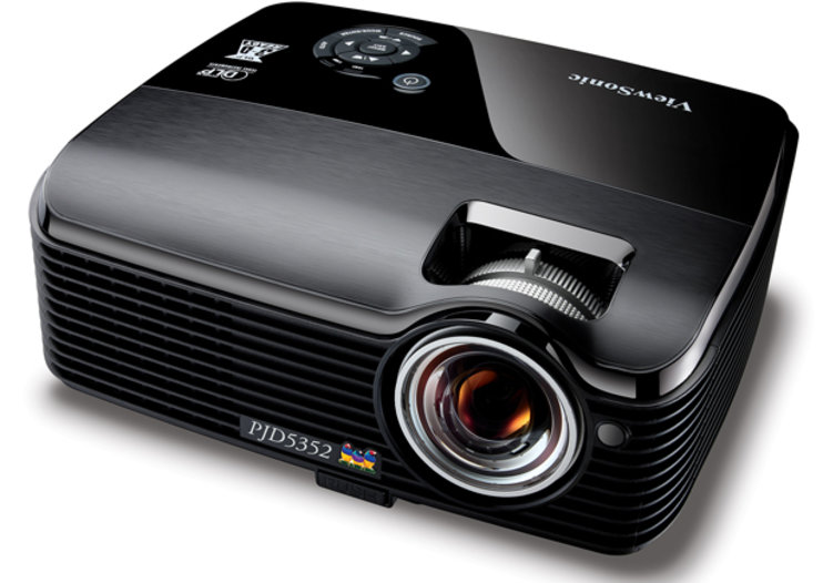 Viewsonic £600 projector is 3D ready