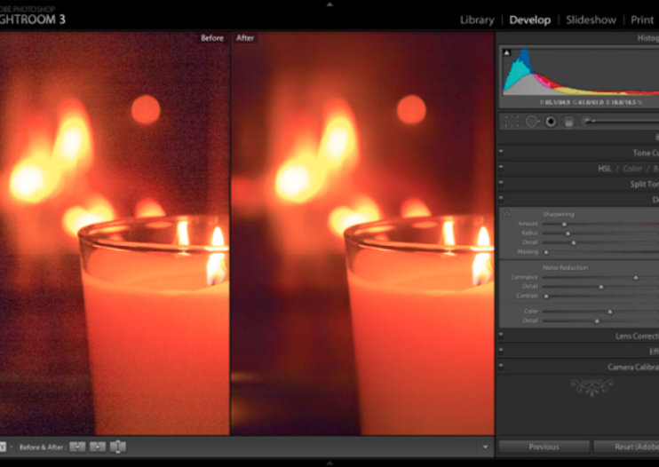 Lightroom 3 captures new features for the photographer in you