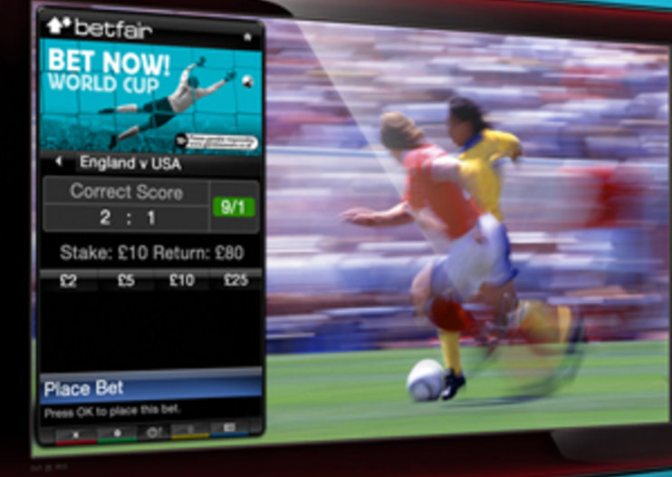 APP OF THE DAY - Betfair TV