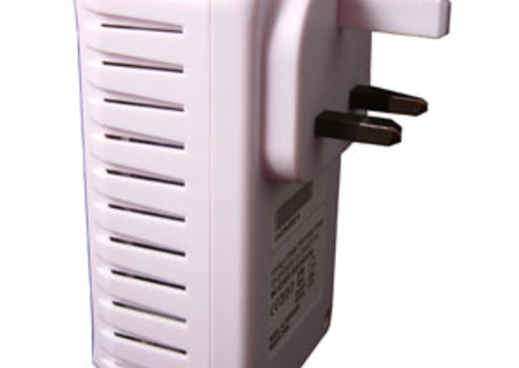 Solwise HomePlug adapters now reach Gigabit data rates