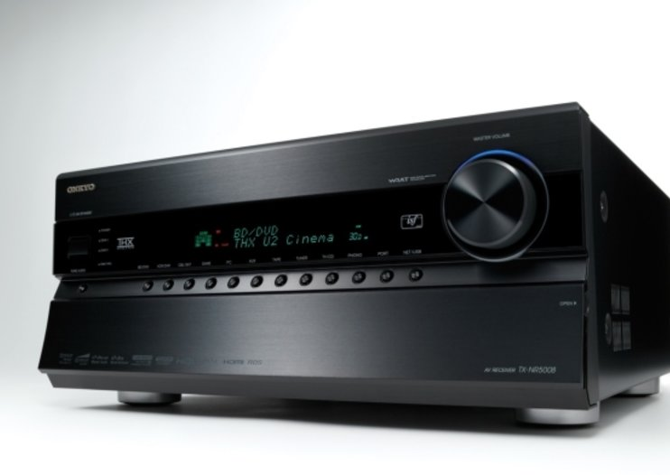 Onkyo: Two flagship 3D compatible receivers