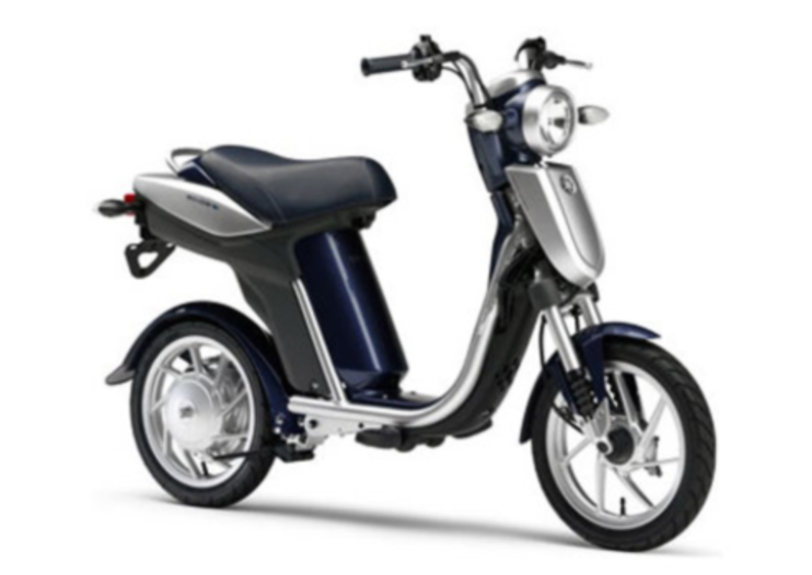 Yamaha aims for electric scooter dominance: Starting with the EC-03