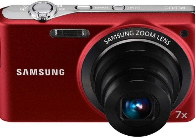 Samsung PL200 camera: Point and shoot with HD video
