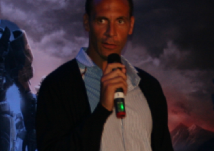 Halo Reach(es) out for gamers to merk Rio Ferdinand