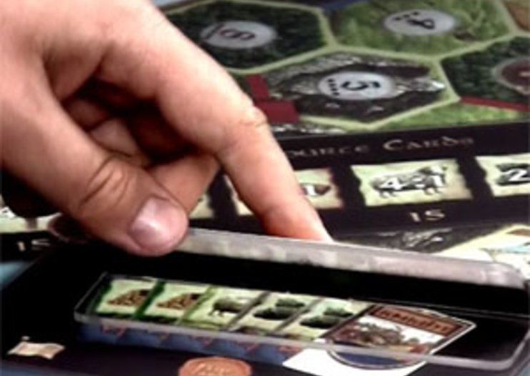 VIDEO: Settlers of Catan - Microsoft Surface style
