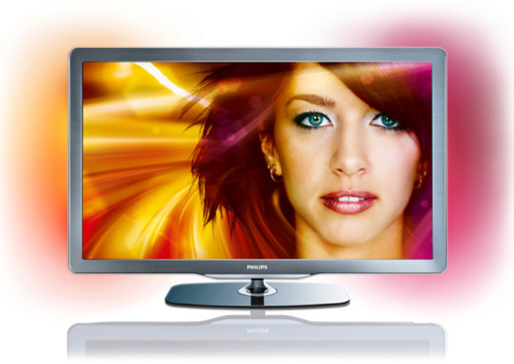 Philips adopts edge-lit LED tech for new TV range