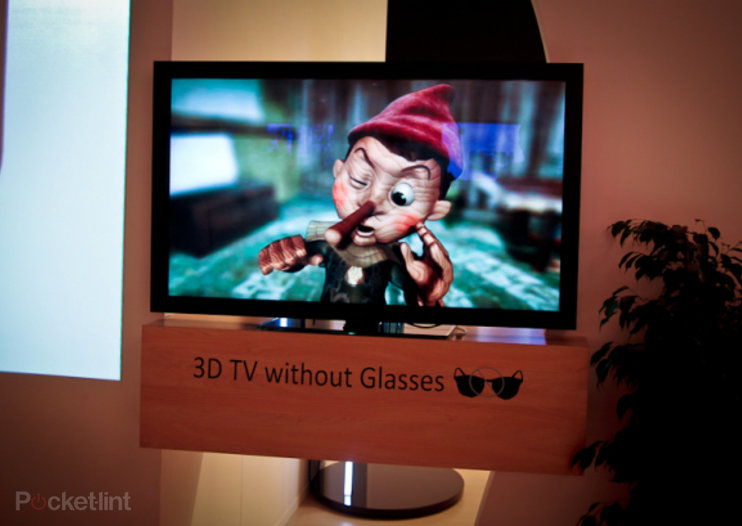 3D TV without glasses shows it's ready for primetime