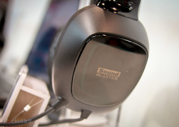 New Creative gaming headset lets you hear up and down