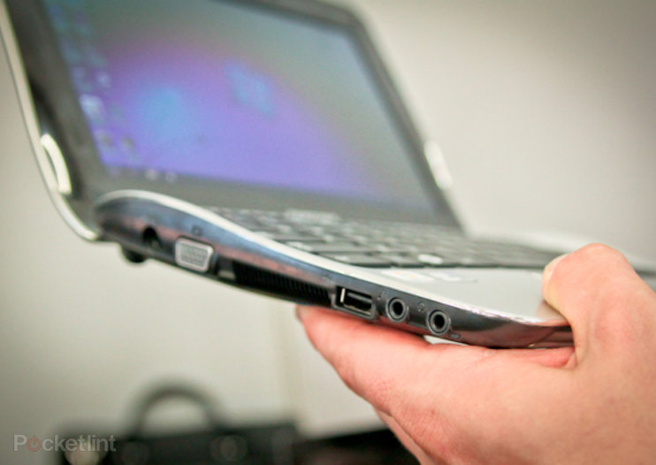 Samsung SF laptop hands-on