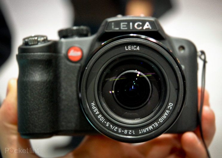 The Panasonic, er, Leica V-LUX 2