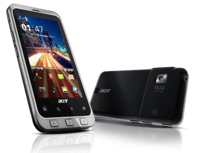 Win an Acer Stream mobile phone