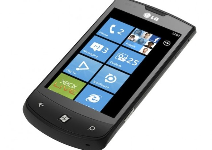 Windows Phone 7 - all the phones, all the details