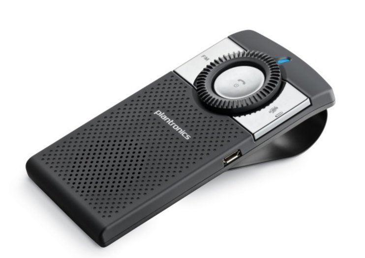 Plantronics launches K100 Bluetooth in-car speakerphone