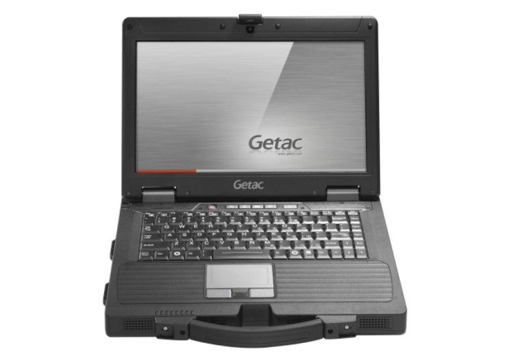 Getac S400: Cruising and ready for a bruising