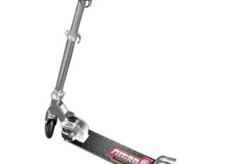 Zinc Nitro scooter has more vroom than most
