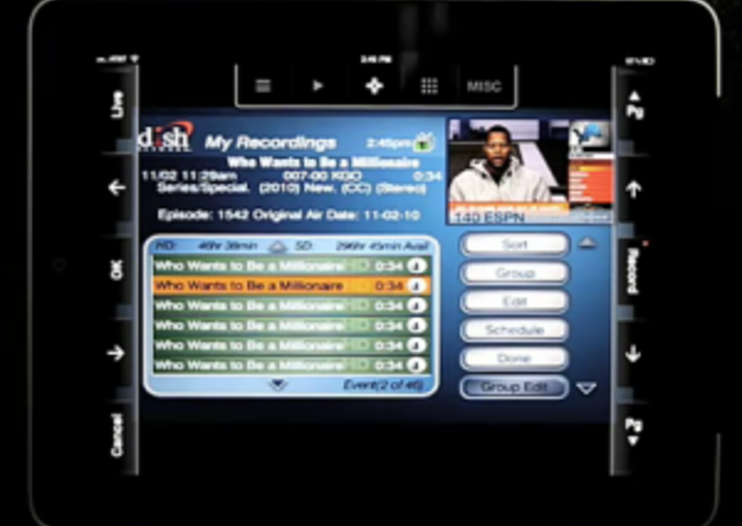 VIDEO: SlingPlayer on the Apple iPad